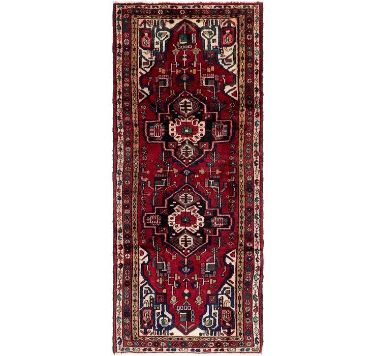 112cm x 282cm Shahsavand Persian Runn...