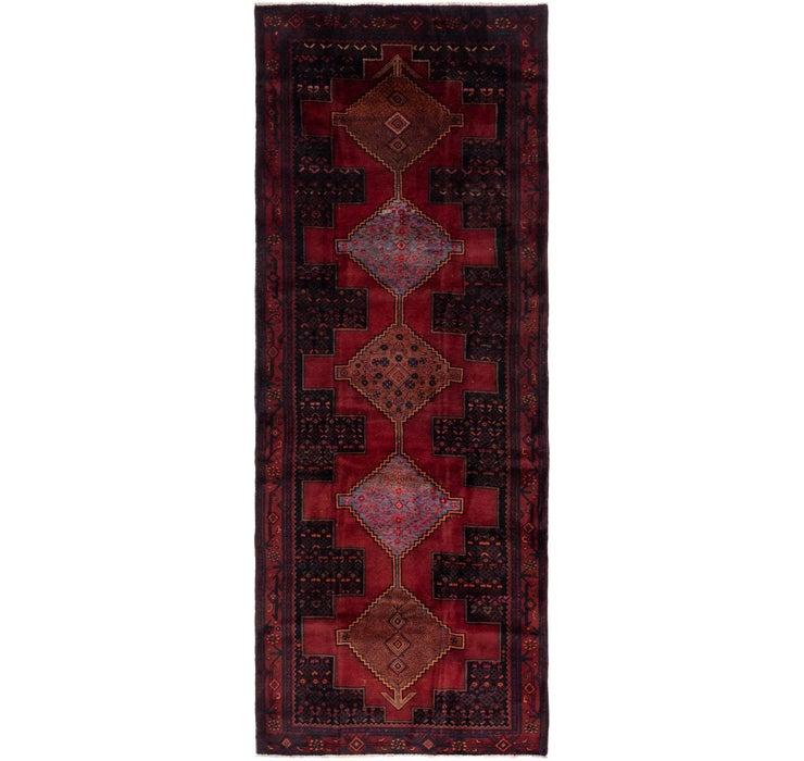 4' 8 x 12' 4 Sirjan Persian Runner Rug