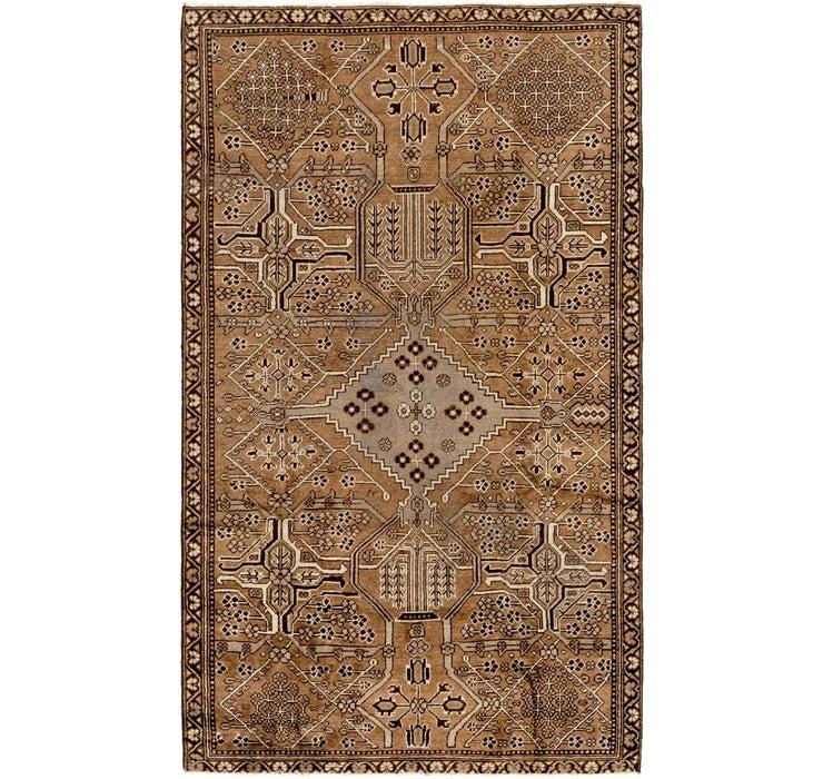 157cm x 270cm Ferdos Persian Rug