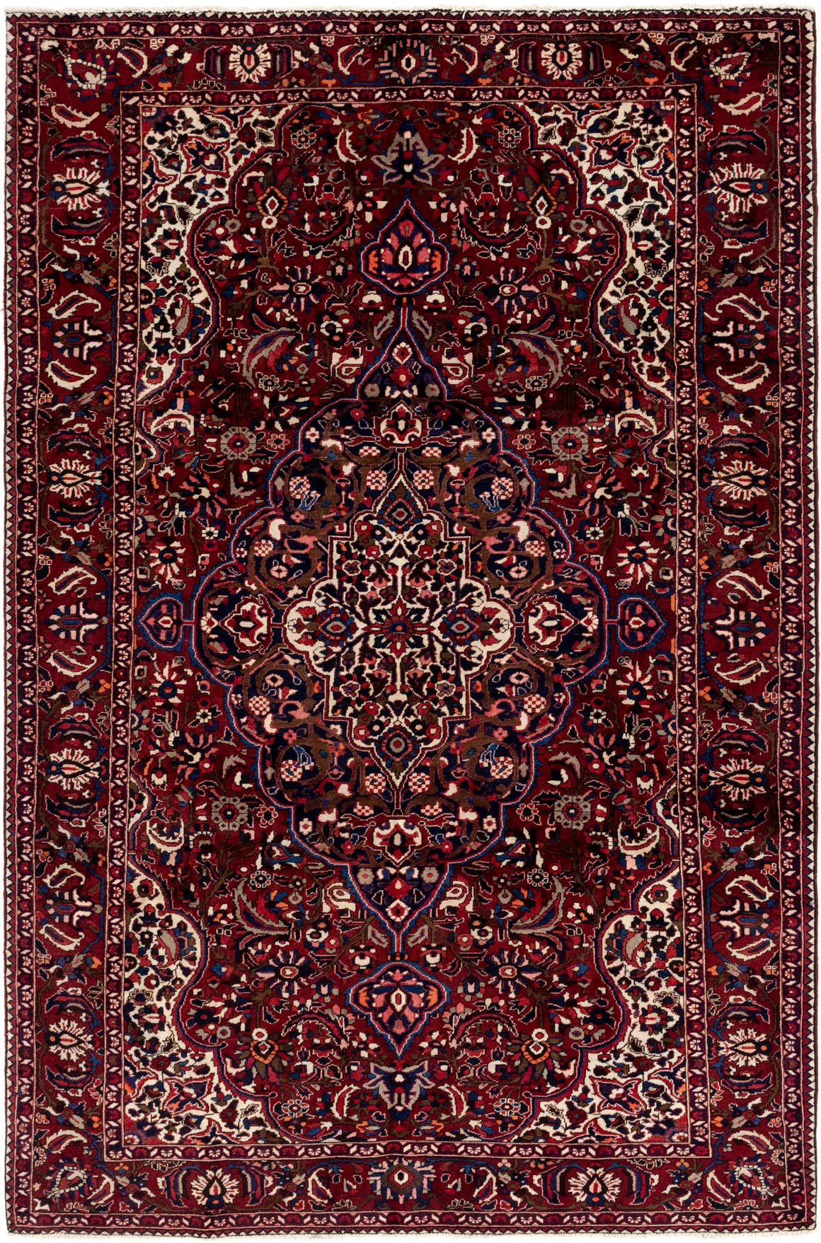 6' 9 x 10' 4 Bakhtiar Persian Rug main image