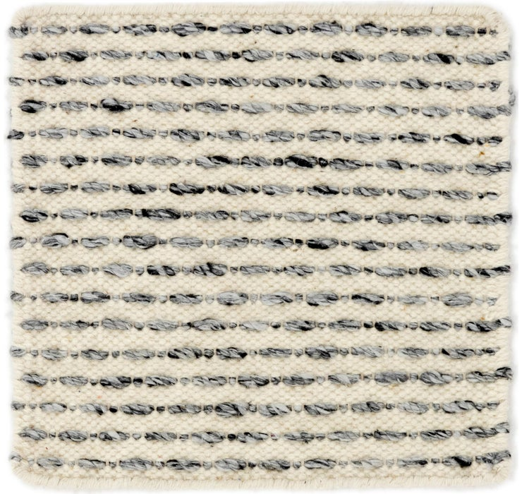 45cm x 48cm Hand Braided Square Rug