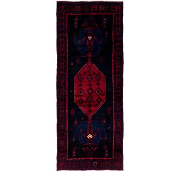 4' 3 x 10' 10 Kelardasht Persian Runner Rug main image