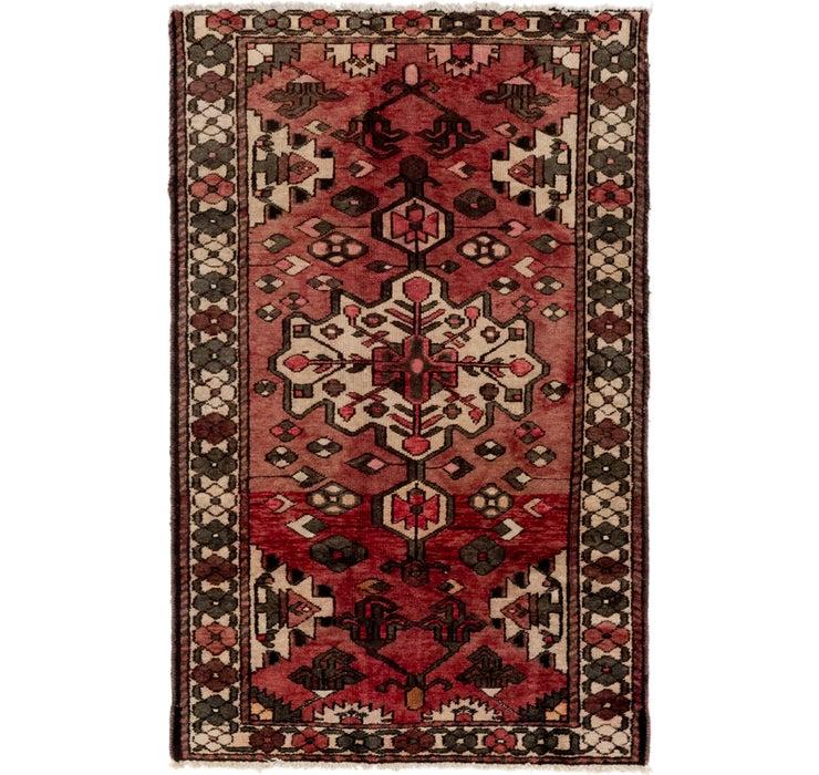 3' 10 x 6' 3 Bakhtiar Persian Rug