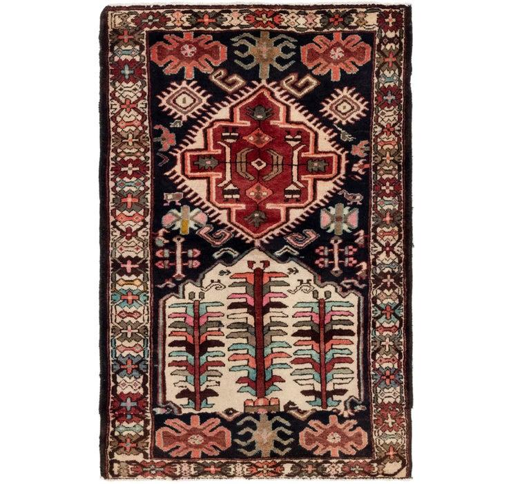 115cm x 175cm Bakhtiar Persian Rug