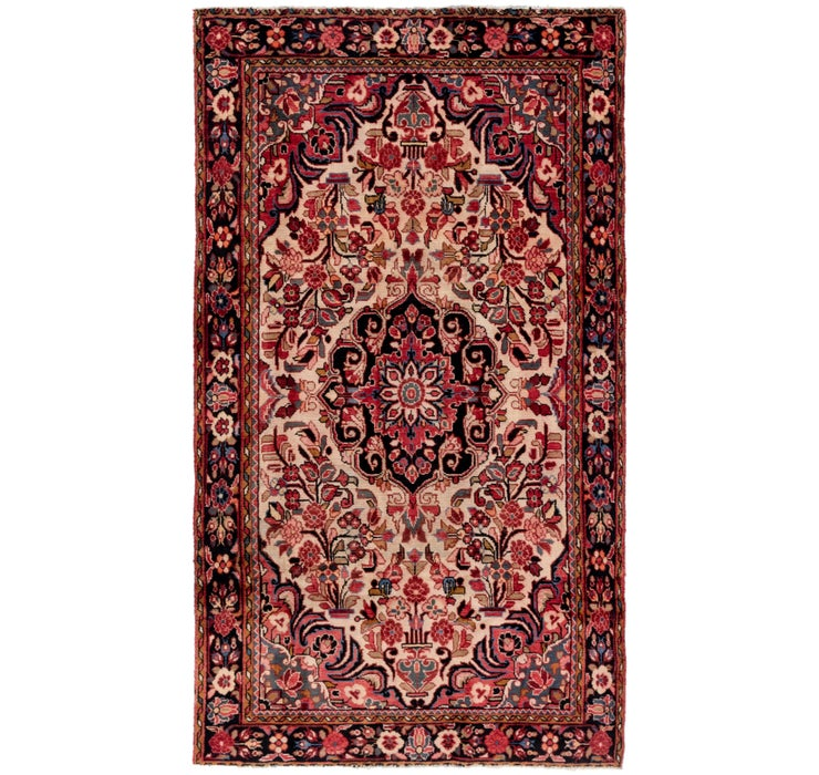 5' x 9' Borchelu Persian Rug