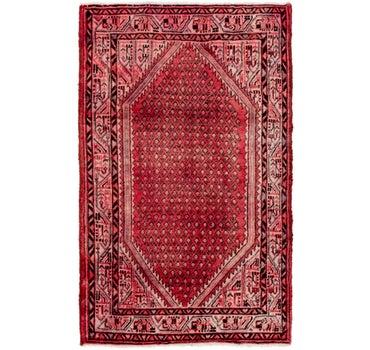 4' 2 x 6' 9 Botemir Persian Rug main image