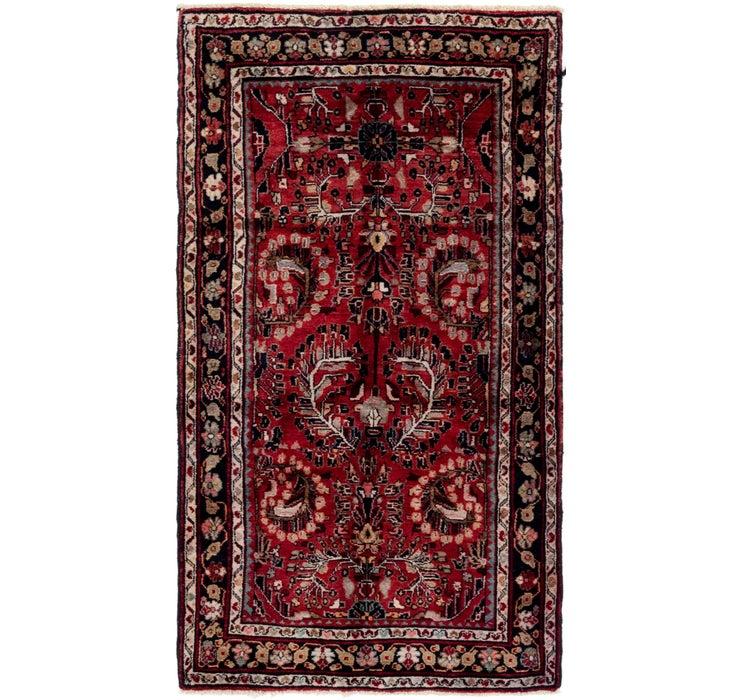 107cm x 198cm Mehraban Persian Rug