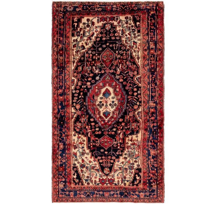 152cm x 297cm Nahavand Persian Rug