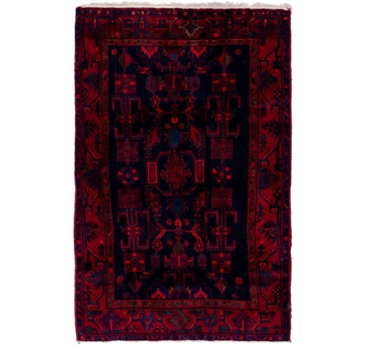 137cm x 225cm Zanjan Persian Rug