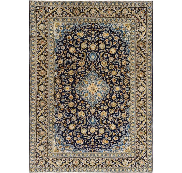 8' 10 x 12' 5 Kashan Persian Rug
