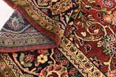 11' 3 x 14' Meshkabad Persian Rug thumbnail