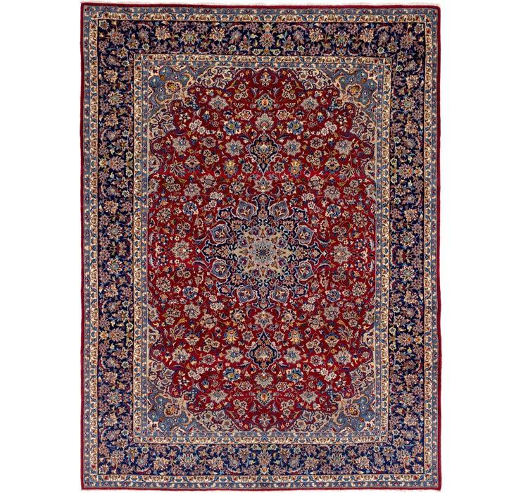 9' 10 x 12' 5 Isfahan Persian Rug
