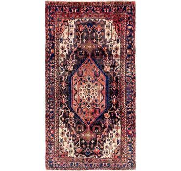 Image of 4' 9 x 9' 9 Tuiserkan Persian Runne...