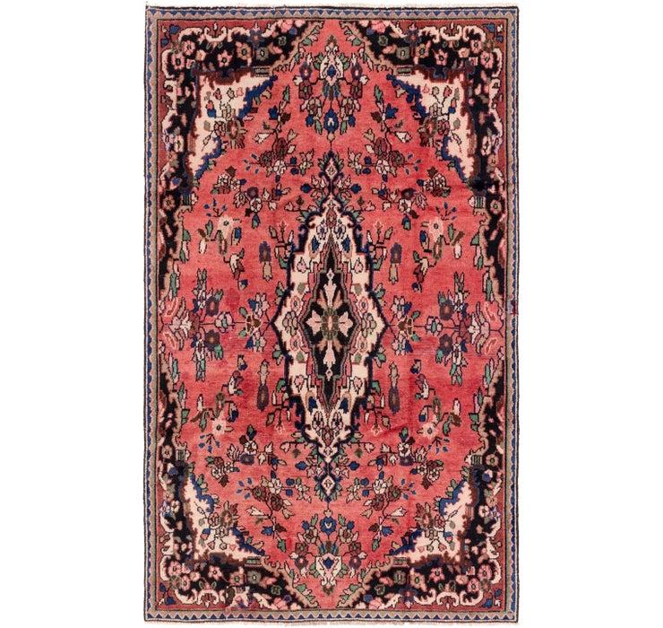145cm x 245cm Hamedan Persian Rug