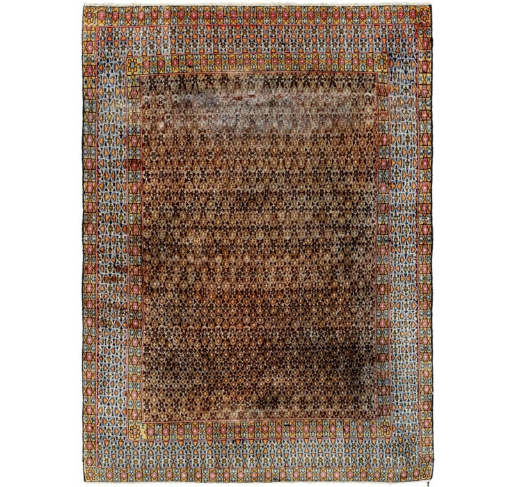 4' 2 x 8' Mood Persian Rug