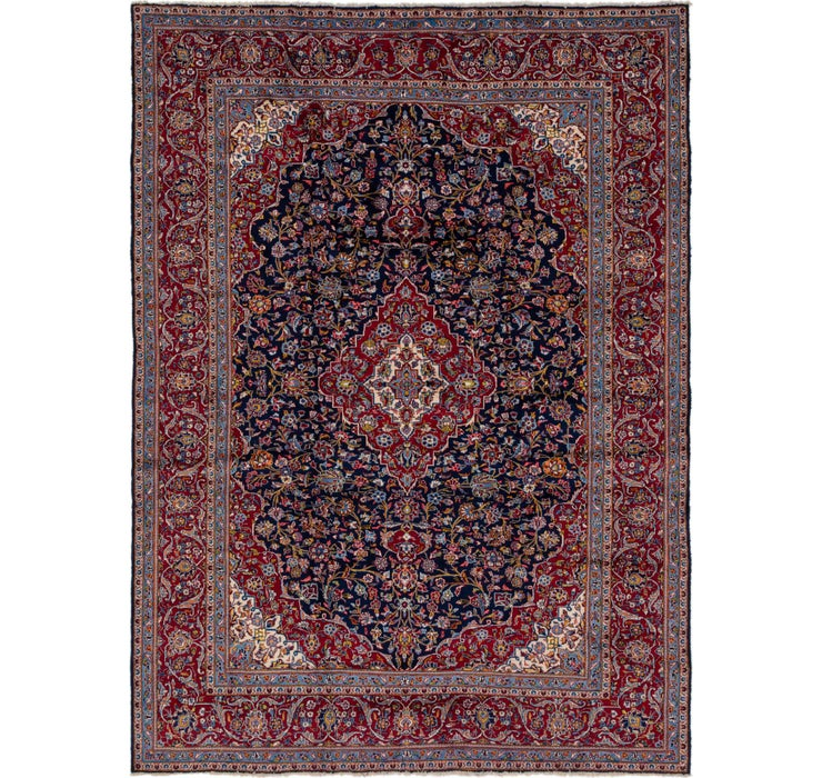 297cm x 415cm Kashan Persian Rug