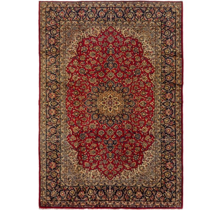 290cm x 417cm Isfahan Persian Rug