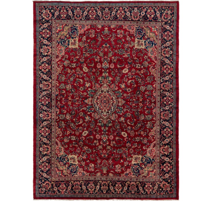 305cm x 420cm Sarough Persian Rug