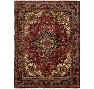 9' 8 x 13' Tabriz Persian Rug main image