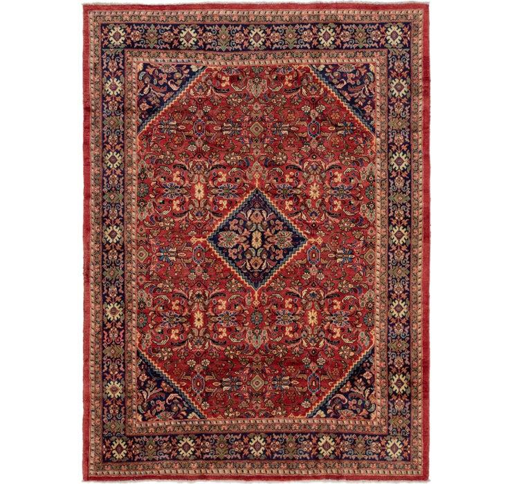292cm x 405cm Mahal Persian Rug