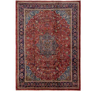 9' 7 x 13' 5 Farahan Persian Rug