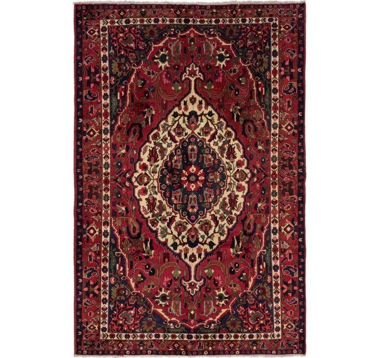 198cm x 312cm Bakhtiar Persian Rug