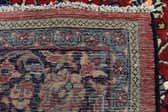 7' 3 x 11' Sarough Persian Rug thumbnail