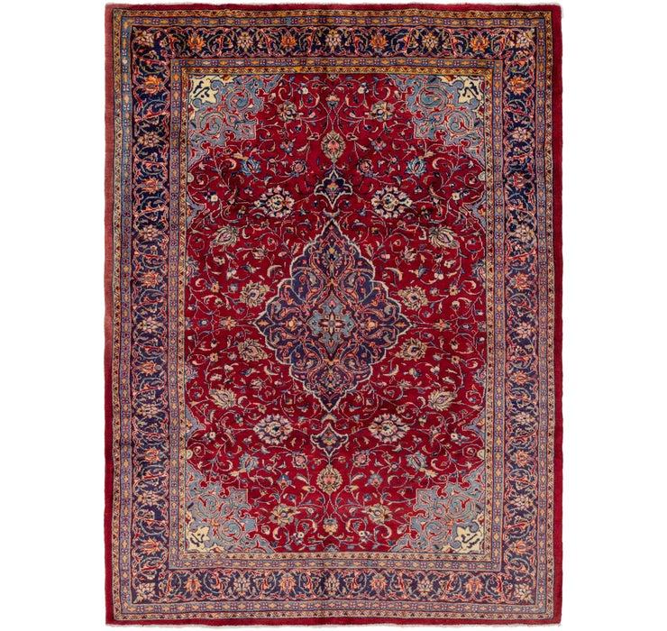 205cm x 305cm Golpayegan Persian Rug