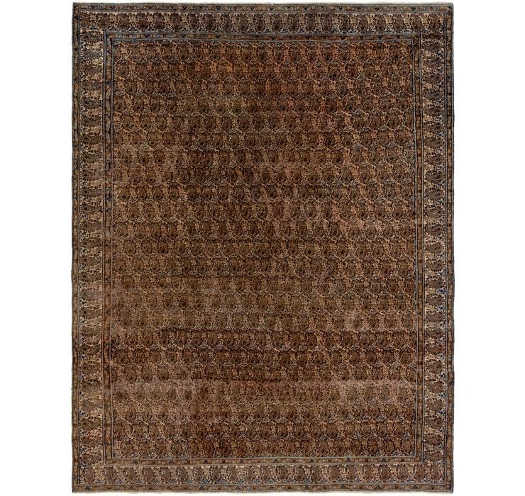 9' 5 x 12' 5 Mood Persian Rug