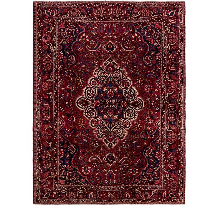 260cm x 355cm Bakhtiar Persian Rug