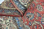 8' 2 x 13' 3 Sarough Persian Rug thumbnail