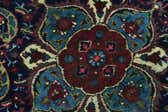 9' 8 x 13' 2 Tabriz Persian Rug thumbnail