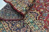 9' 8 x 13' Kashan Persian Rug thumbnail