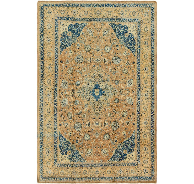 9' x 13' 5 Farahan Persian Rug