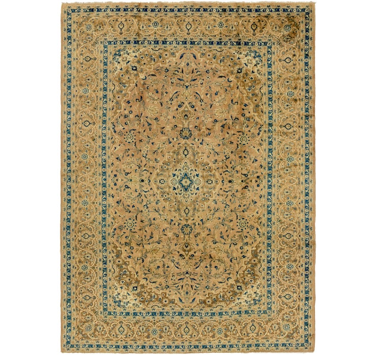 8' 6 x 12' Farahan Persian Rug