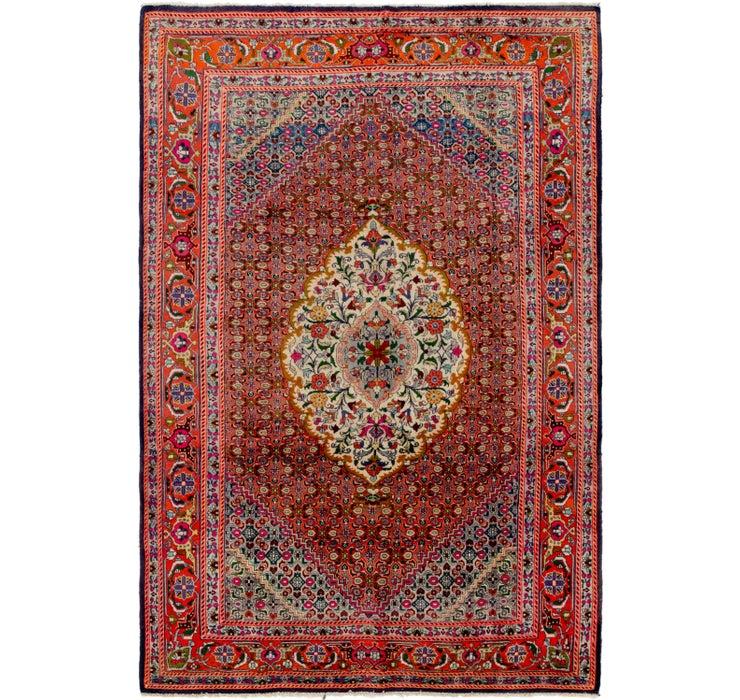 200cm x 305cm Bidjar Persian Rug