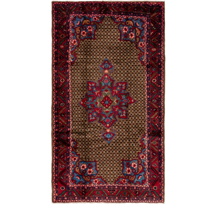 5' x 9' 6 Songhor Persian Rug