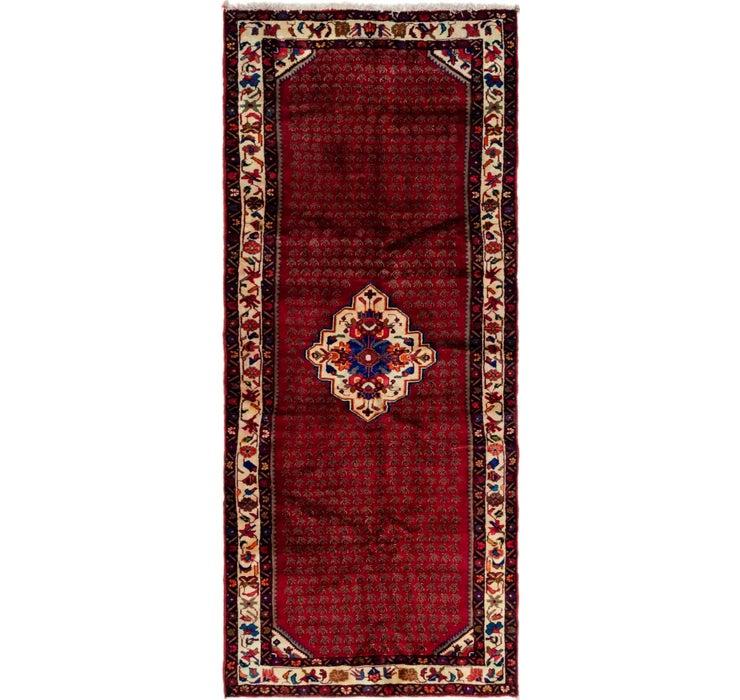122cm x 282cm Shahsavand Persian Runn...