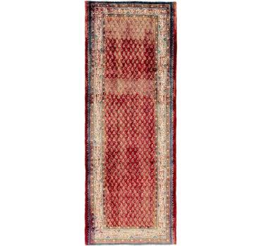 3' 7 x 9' 8 Botemir Persian Runner Rug main image