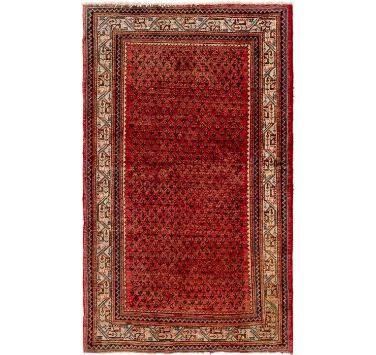 4' 2 x 7' Botemir Persian Rug