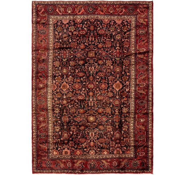 255cm x 358cm Shahrbaft Persian Rug