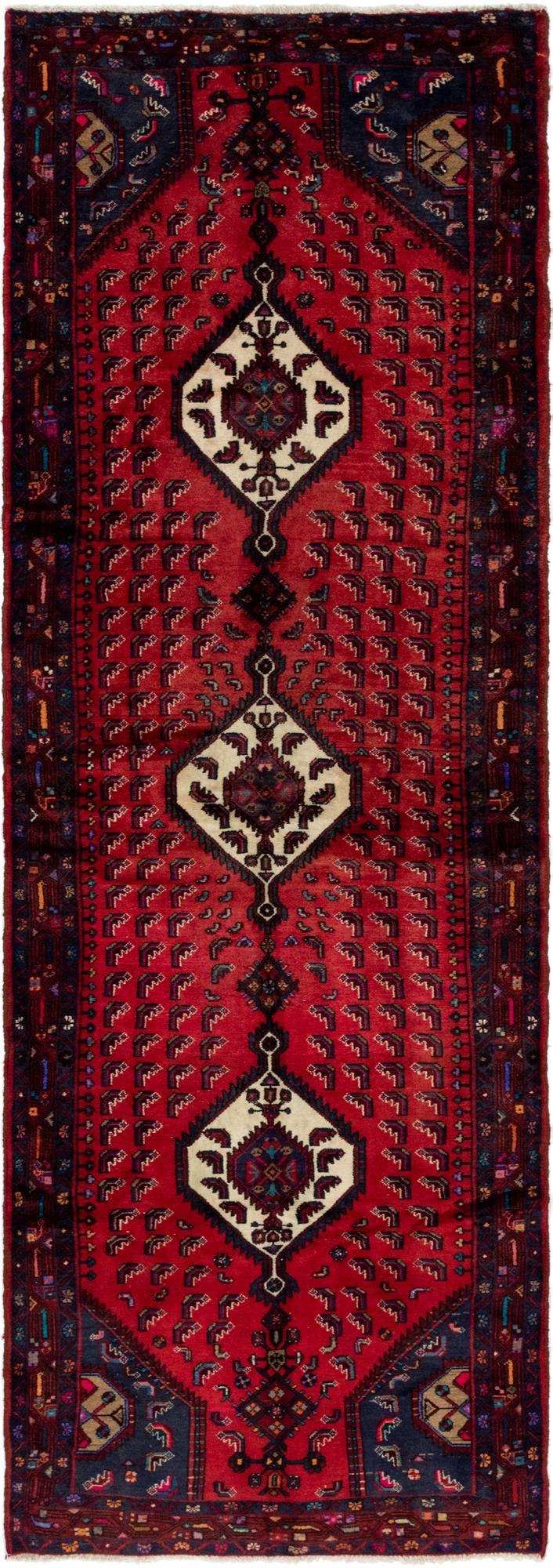 4' x 12' 9 Darjazin Persian Runner Rug main image