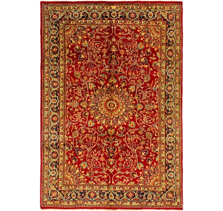198cm x 292cm Kashmar Persian Rug