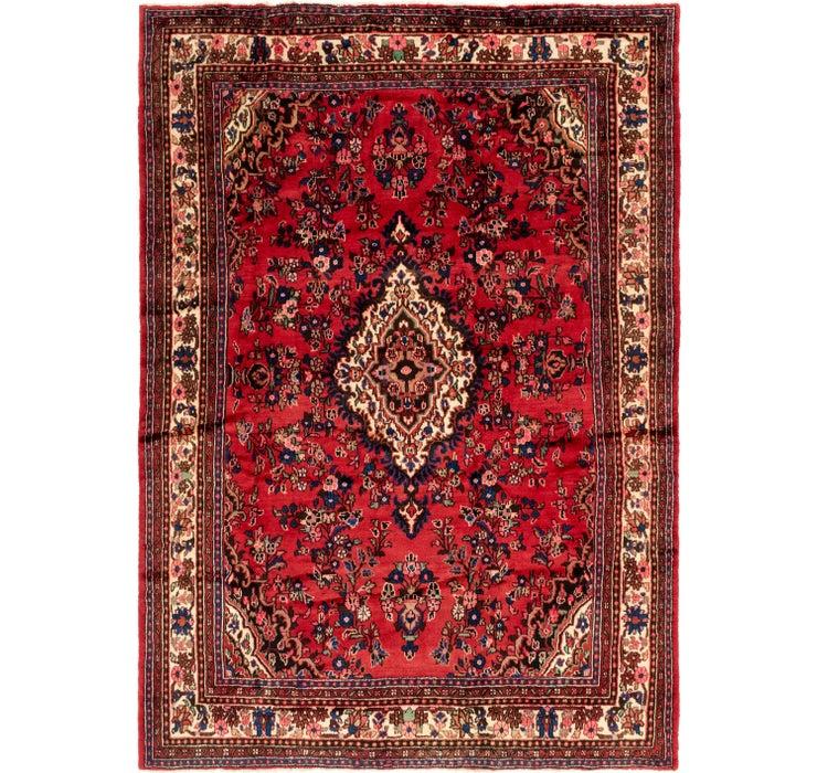 8' 9 x 12' 2 Shahrbaft Persian Rug