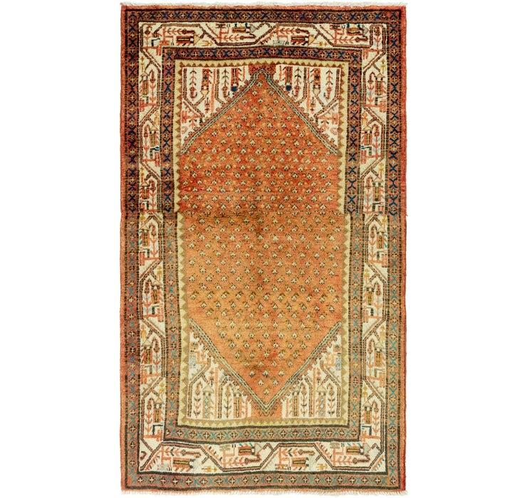 110cm x 195cm Botemir Persian Rug