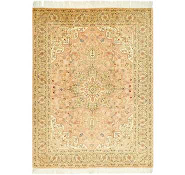 Image of 5' x 6' 8 Tabriz Persian Rug