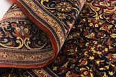 4' 8 x 6' 5 Qom Persian Rug thumbnail