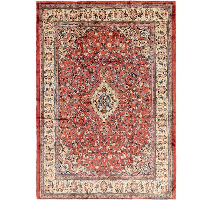 292cm x 410cm Mahal Persian Rug
