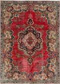 7' x 9' 9 Tabriz Persian Rug thumbnail