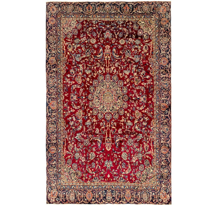 7' 3 x 11' 8 Kashmar Persian Rug